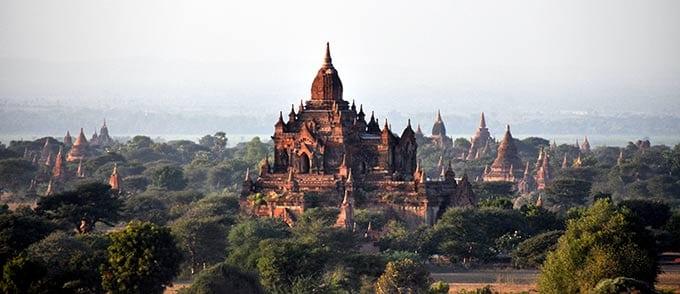 New Year's in Burma